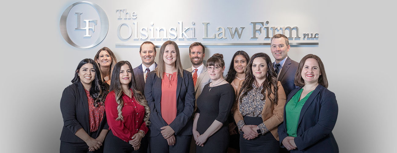 Olsinski Law Firm team